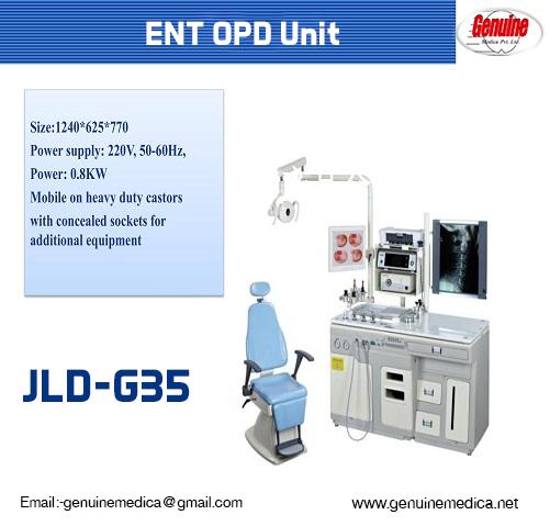 ENT OPD Unit