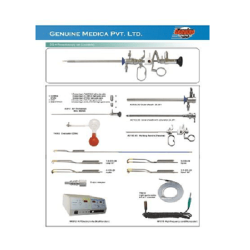 Resectoscope Set Manufacturer